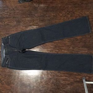 Wrangler jeans size on picture
